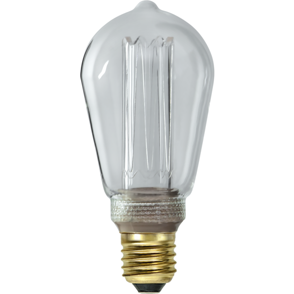Edison New Gen LED 2,5W E27 dim