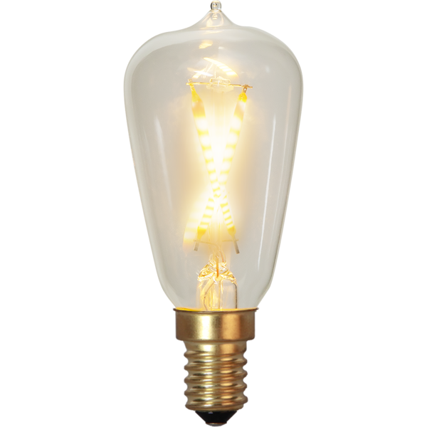Edison soft glow 0,5W LED E14