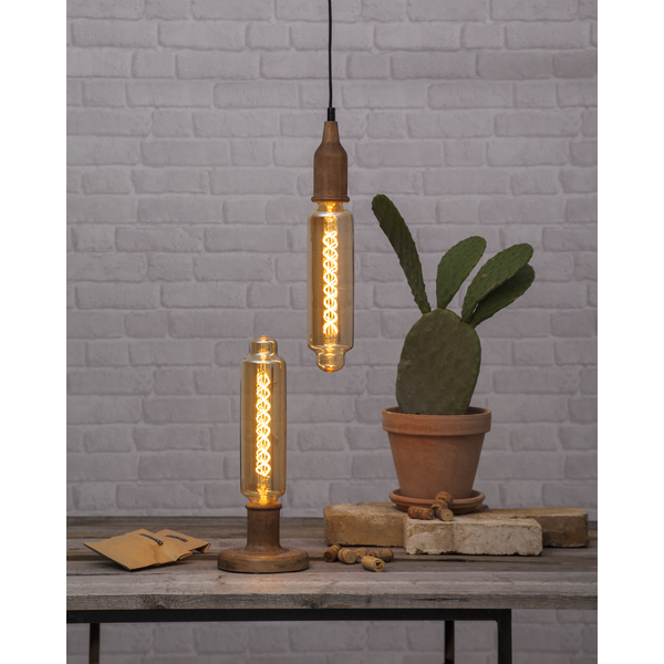 Industrial vintage LED E27 dimbar