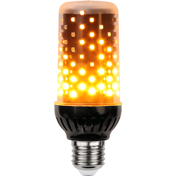 Flame lamp LED 6W E27