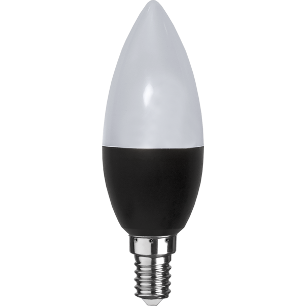 Flame lamp LED E14