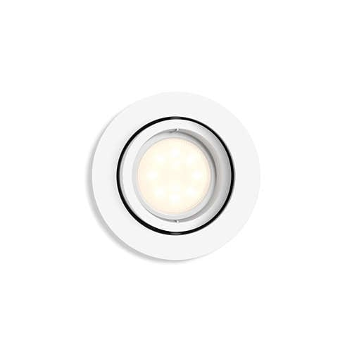 Shellbark spotlight LED vit 4,5W