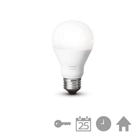 Philips Hue smart vit LED-lampa