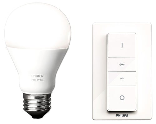 Philips Hue E27 + dimmer