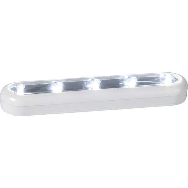 Batteridriven push LED 16,2cm