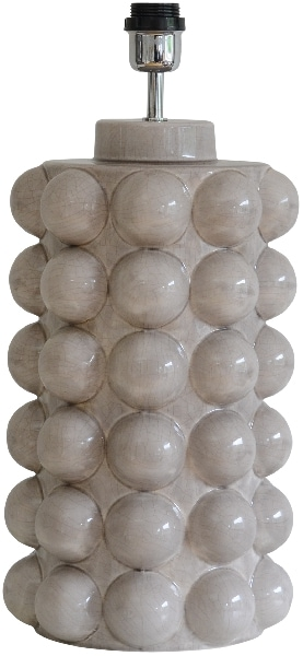 Bubbels lampfot 49 brooken grey