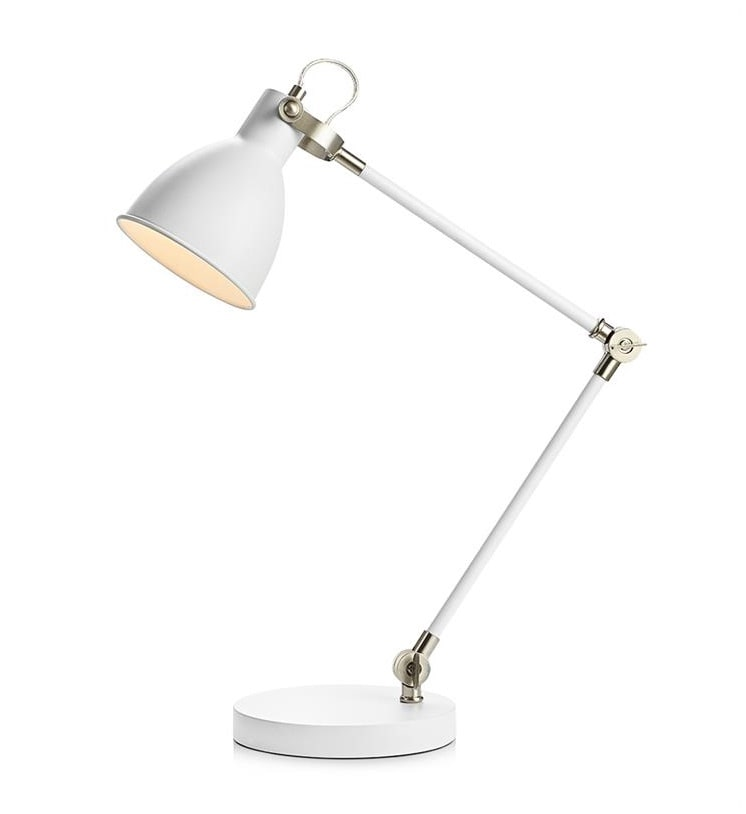 House bordslampa vit