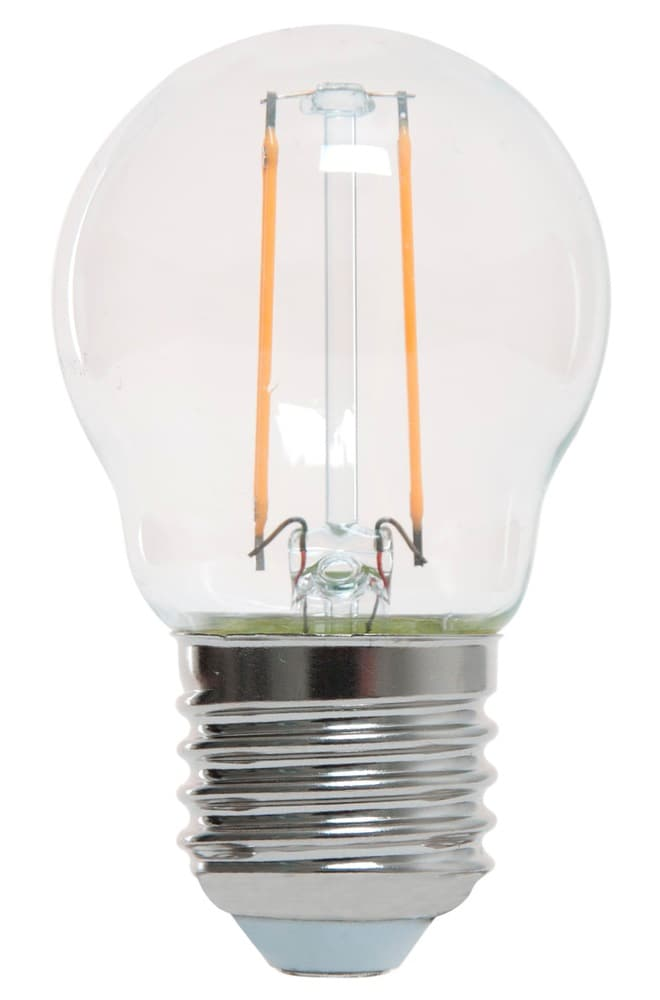 Klotlampa LED 1,2W E27