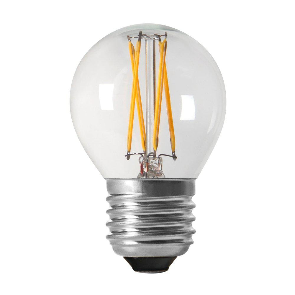 Klotlampa LED E27 4W