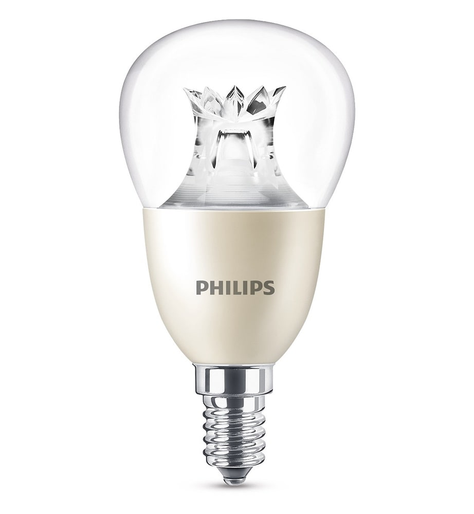 Philips LED 8W E14 Warm glow