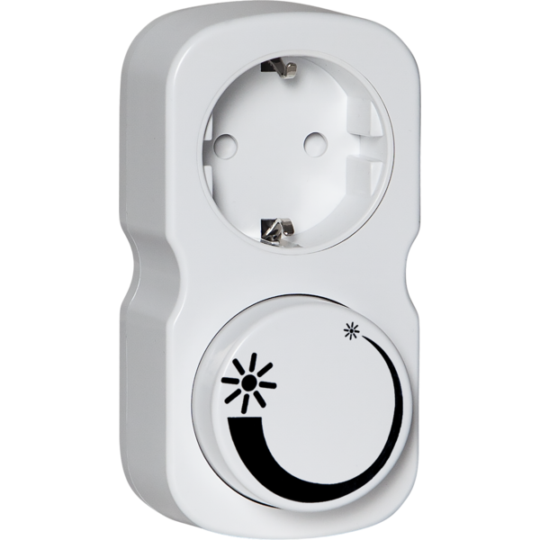Plug-in dimmer LED 1-200W